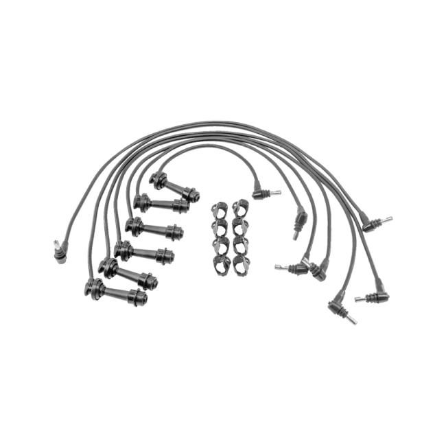 Ignition Spark Plug Wire Cable Set For 86-92 Toyota Supra