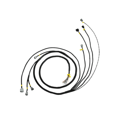 Water Temp TPS VVTI CRANK Knock ALT Wire Harness For 2JZ