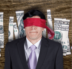 blind for marketing ROI