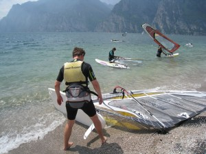 This is me in Torbole, Lake Garda, Italy