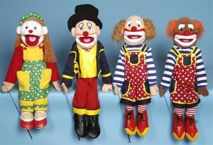 digital marketing puppets