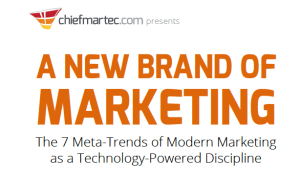ebook - A new brand of marketing - from Scott Brinker