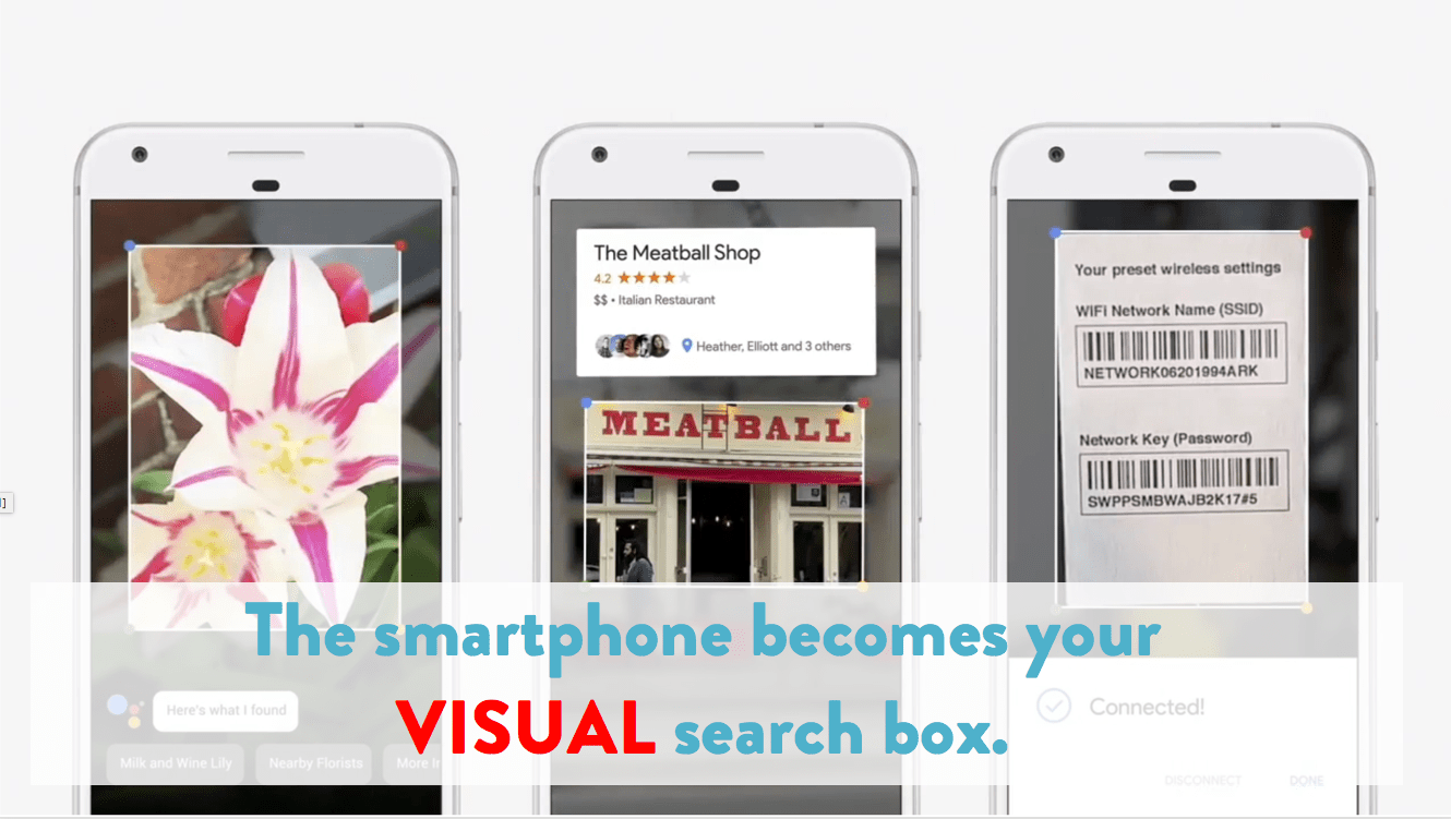 future marketing visual search