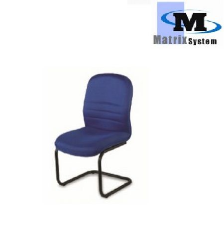 office chair malaysia mid century modern plastic chairs fox d104va half leather equipment