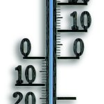 Metal Outdoor Thermometer
