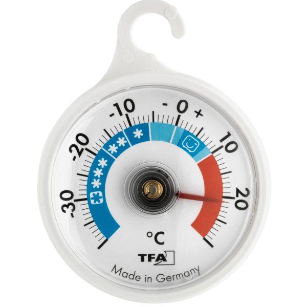 Analogue Fridge Freezer Thermometer 14.4005