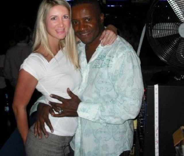 White Woman And Black Men