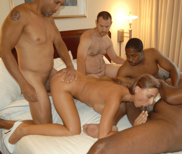 White Girls Adore Big Black Cocks