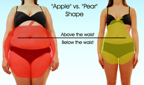 apple-vs-pear-shape-by-b2zone