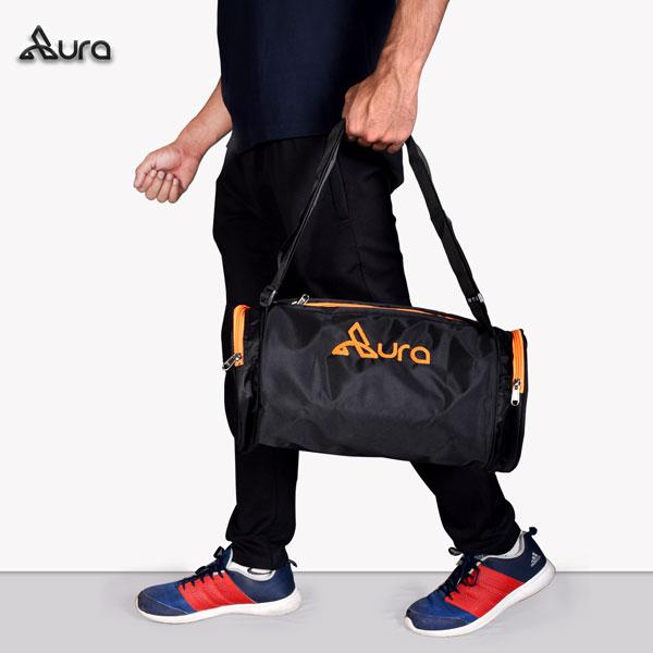 ff6db304b7d1 Buy Gym Bag Online in India - Aura Gym Bag Buy Online in Best Price
