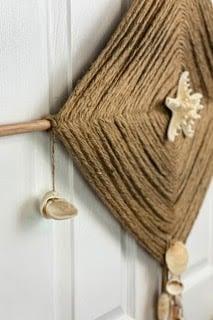 rope wall art