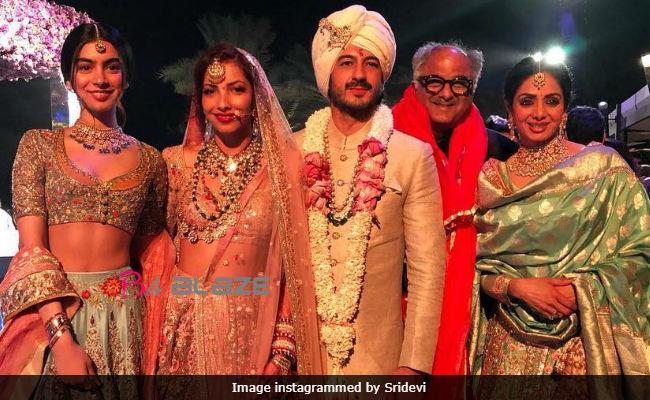 Late Sridevi's last picture 2