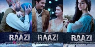 Raazi Hindi Movie