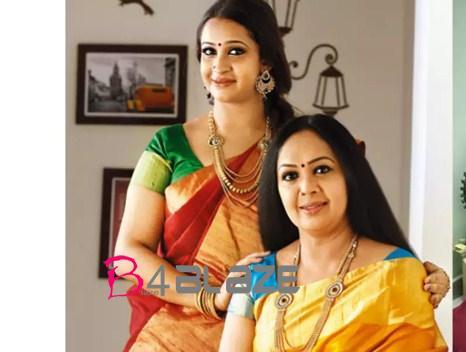 Subbalakshmi, Thara Kalyan and Sowbhagya Venkitesh