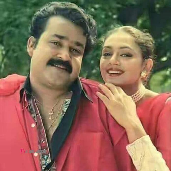 mohanlal and shobana