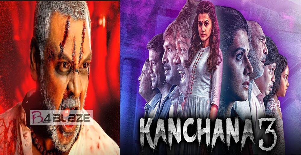 Kanchana 3 box office report