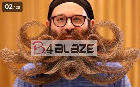 World Beard and Moustache Championship 2019