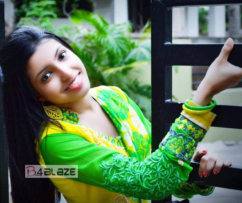 Arshitha Aravind Latest HD Photo