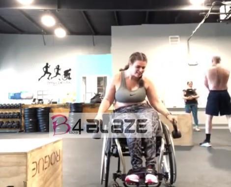 Stephanie workout