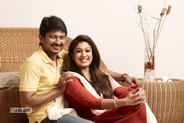 Nayanthara is in relationship with Udayanidhi Stalin
