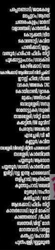 Porinju Mariyam Jose Movie Theatre List 4