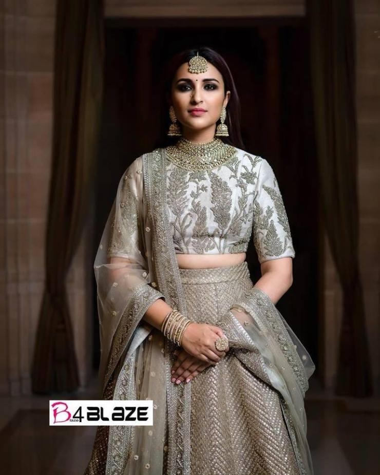 Parineeti Chopra Wedding Look