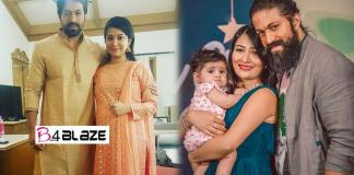 Yash and Radhika blessed with a baby boy