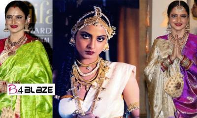 happy birthday rekha; Bollywood actress Rekha