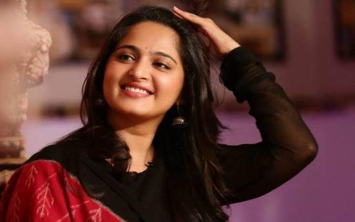 anushka Anushka shetty's new make over