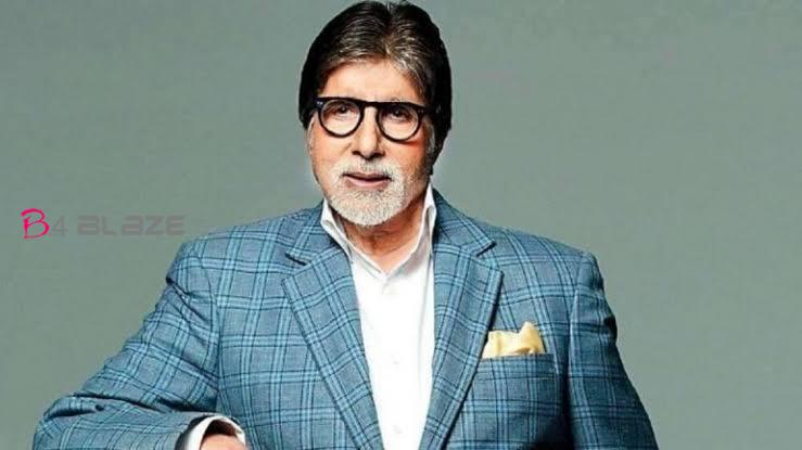 Amitabh Bachchan shared his Bed-ridden Photograph, he says Body is giving a signal to slow down