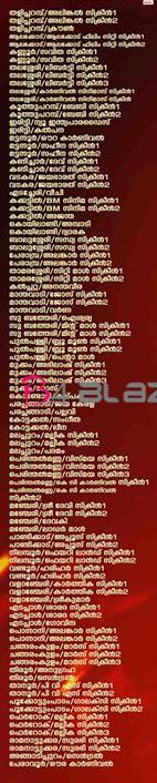 Mamangam Kerala Theatre List 4