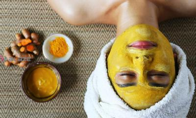 Turmeric will help in removing dark circles, use this way