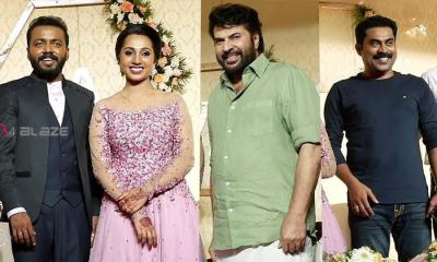 Vishnu Unnikrishnan Wedding Reception