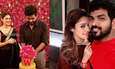 Nayanthara and Vignesh have got married during this Lockdown