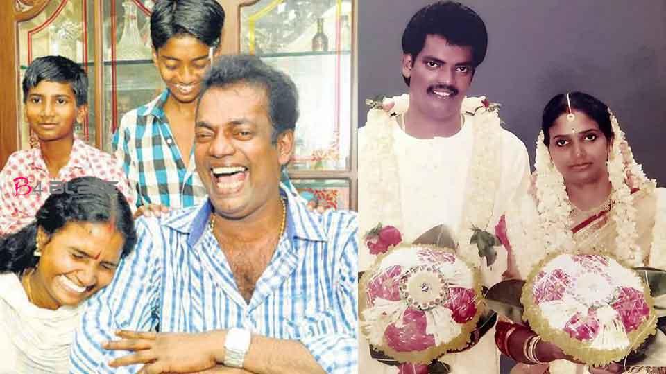 Salim Kumar Wedding Anniversary Post