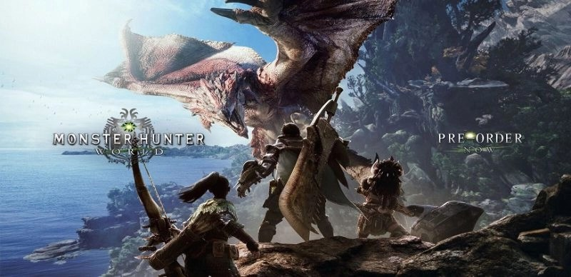 buy cskey Monster Hunter