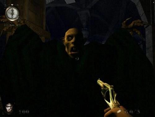 Nosferatu game