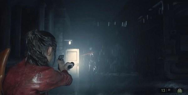 Resident Evil 2 remark