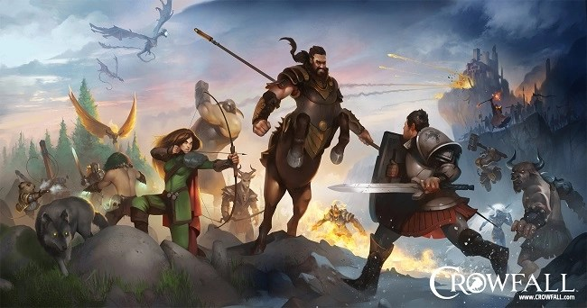 Crowfall game review