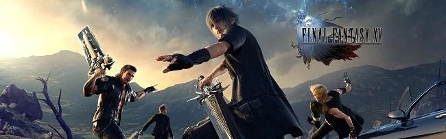Final Fantasy 15 ps4 games