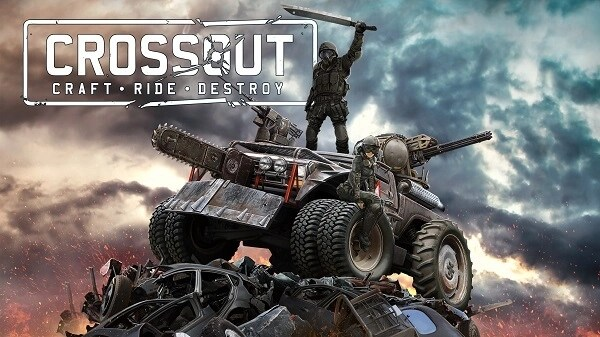 crossout play for free -best free PC game