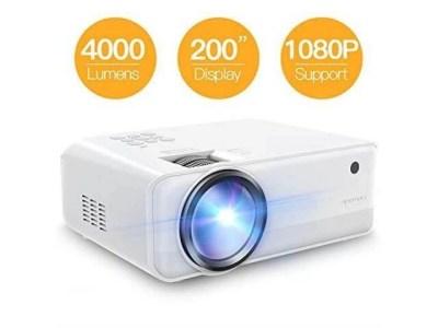 Projector APEMAN Mini Video Projector