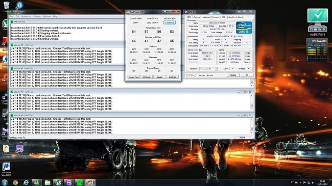 How to overclock your CPU? 4