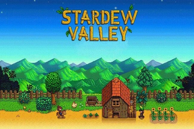 Stardew Valley - like Animal Crossing