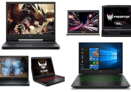 Top 10 Best Gaming laptops under $1000