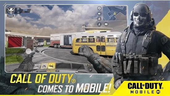 Call of Duty Mobile app