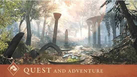 The Elder Scrolls: Blades app