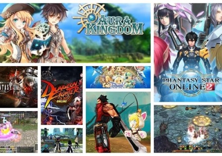 The List of Best Anime MMORPG 2019 by Gaming Experts