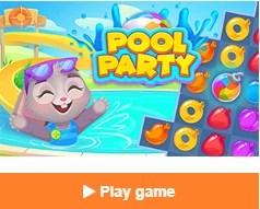 Pool Party Free video game online
