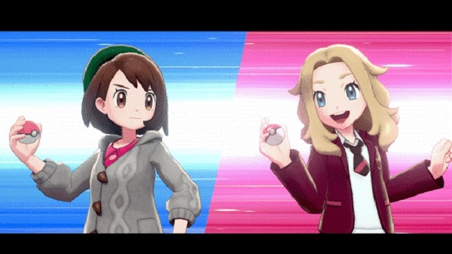Pokémon Sword and Shield game